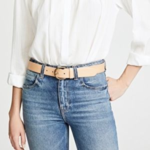 🌟2X HP🌟 Madewell Perfect Medium Leather Belt